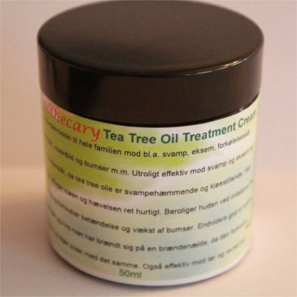 Tea Tree Oil Treatment creme fra Bodyline