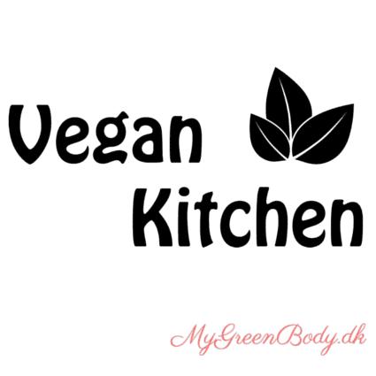 Wallsticker - Vegan Kitchen